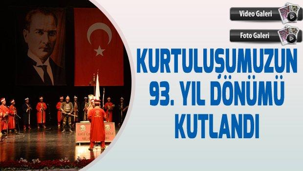 BİLECİK'İN DÜŞMAN İŞGALİNDEN KURTULUŞUNUN 93. YIL DÖNÜMÜNÜ KUTLANDI..
