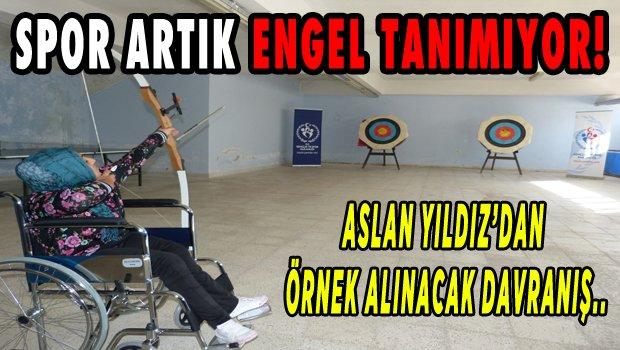 SPOR ARTIK ENGEL TANIMIYOR!