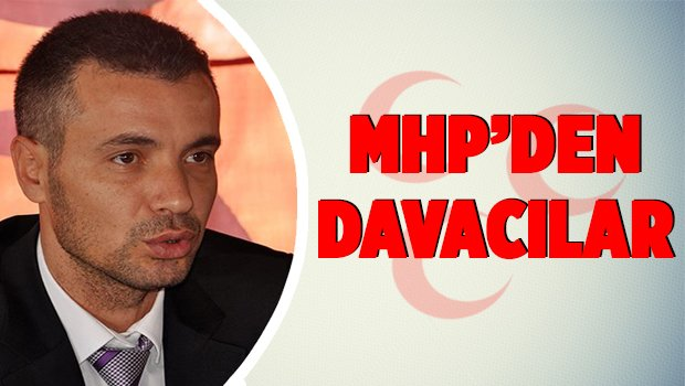 BAŞKAN GÜRSES MHP'den 'DAVACI'
