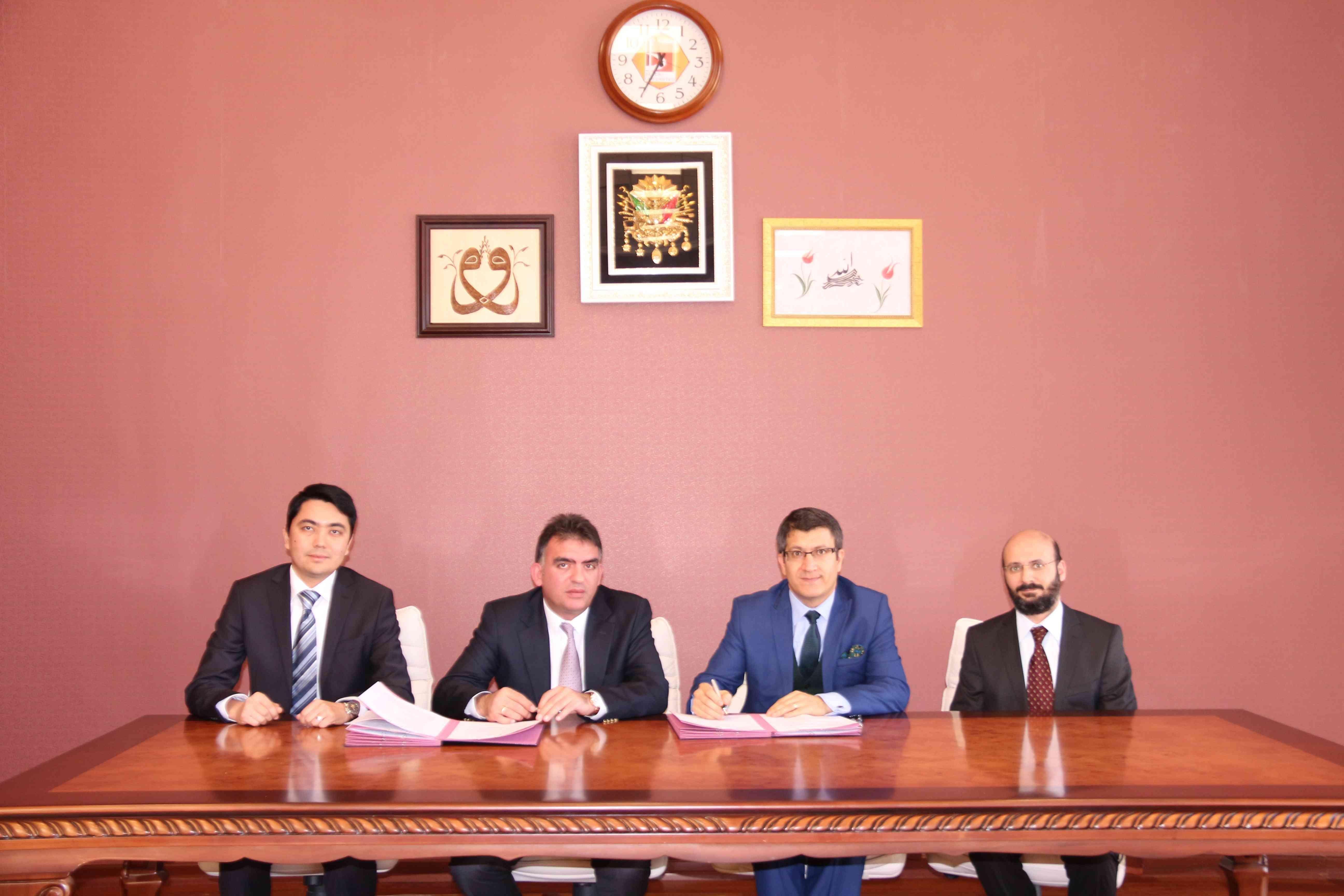 Üniversite ve CuteSafe Arasında İşbirliği Çerçeve Protokolü İmzalandı