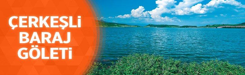 Bilecik Çerkeşli Baraj Göleti