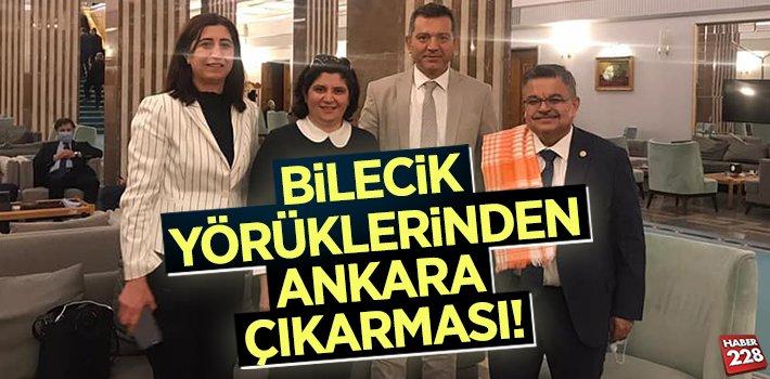 Bilecik Yörüklerinden Ankara Çıkarması!