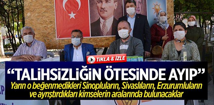 """Milletvekili Selim Yağcı: """"Talihsizliğin Ötesinde Ayıp Olarak Telaki Ediyorum"""""""