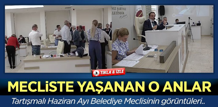Bilecik Belediye Meclisinde Yaşanan Diyaloglar – VİDEO