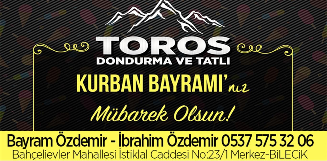 Toros Dondurma – Bayram Özdemir & İbrahim Özdemir'in Kurban Bayramı Mesajı