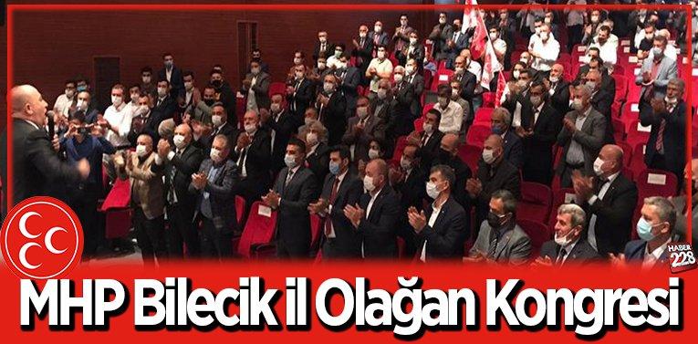 MHP Bilecik İl Olağan Kongresi