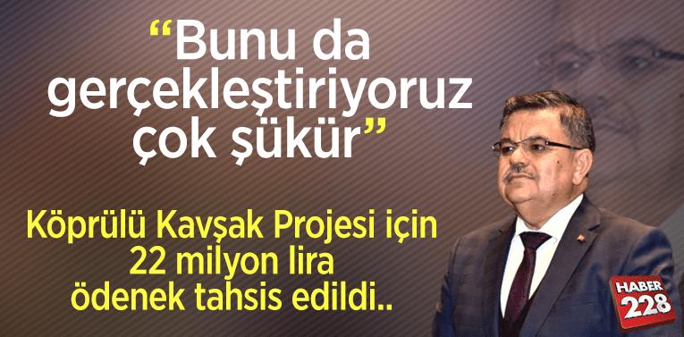 """Mv. Selim Yağcı: """"Bunu da gerçekleştiriyoruz çok şükür"""""""