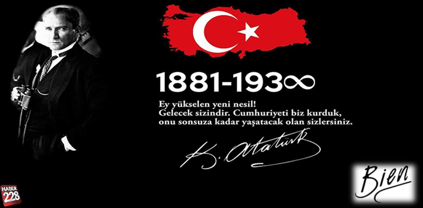 BİEN Seramik – 10 Kasım Mesajı