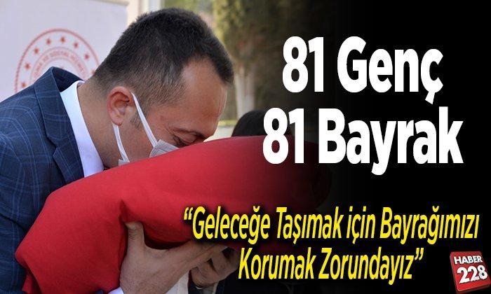 81 Genç 81 Bayrak