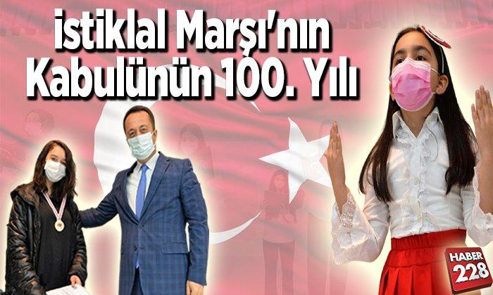İstiklal Marşı'nın Kabulünün 100. Yılı