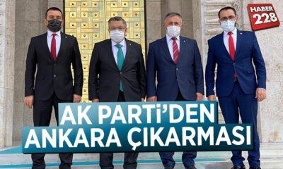 AK Parti'den Ankara Çıkarması
